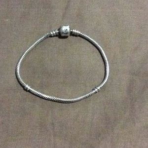 AUTHENTIC Pandora snake bracelet